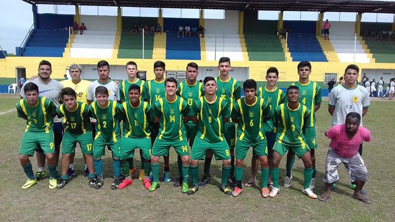 O Plácido, 2º lugar na classificação geral, foi o campeão no futebol de campo. Foto: Divulgação